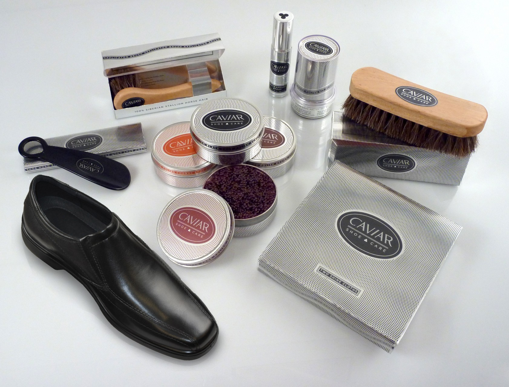 Image of Opened Packaging Set