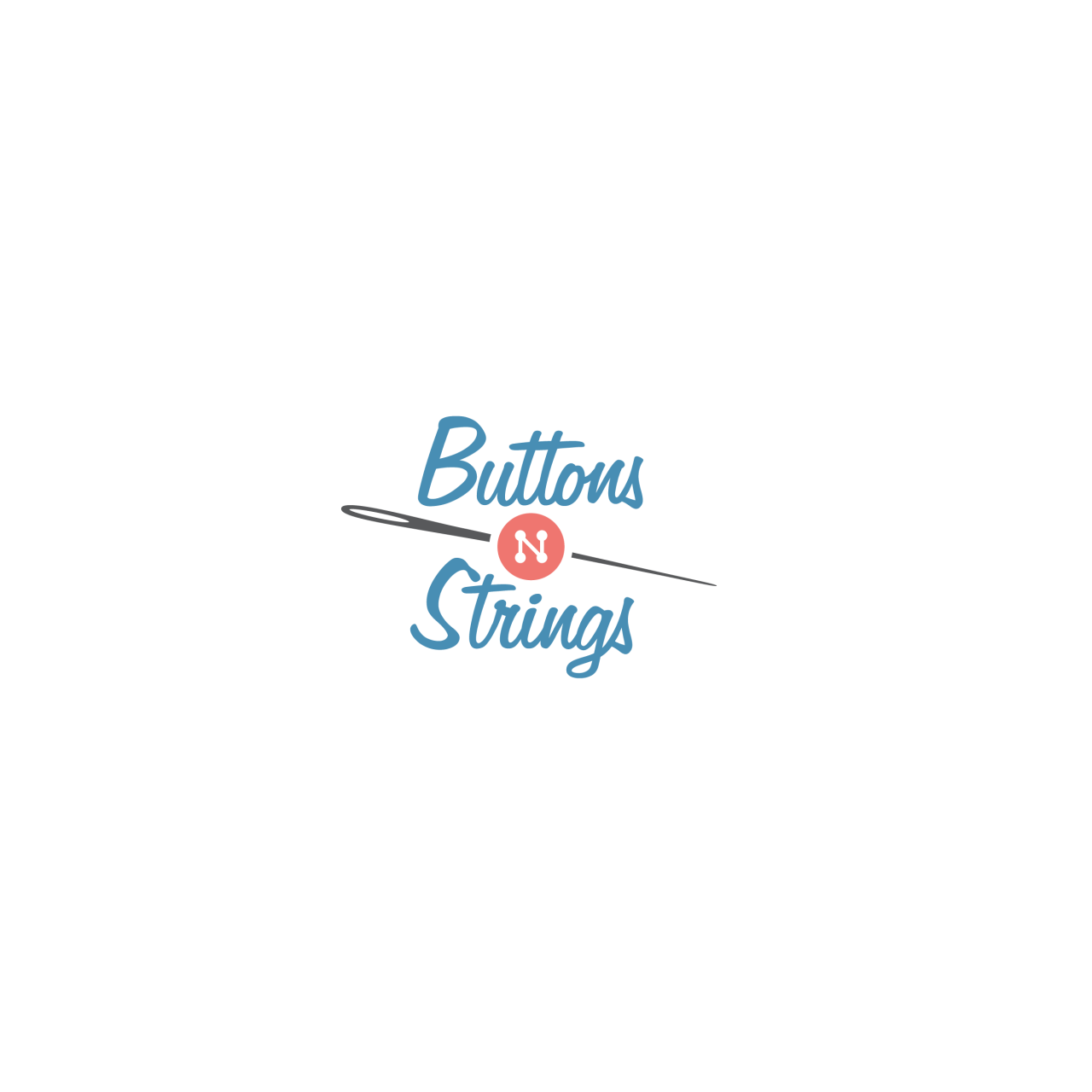 Image of Buttons 'n Strings logo