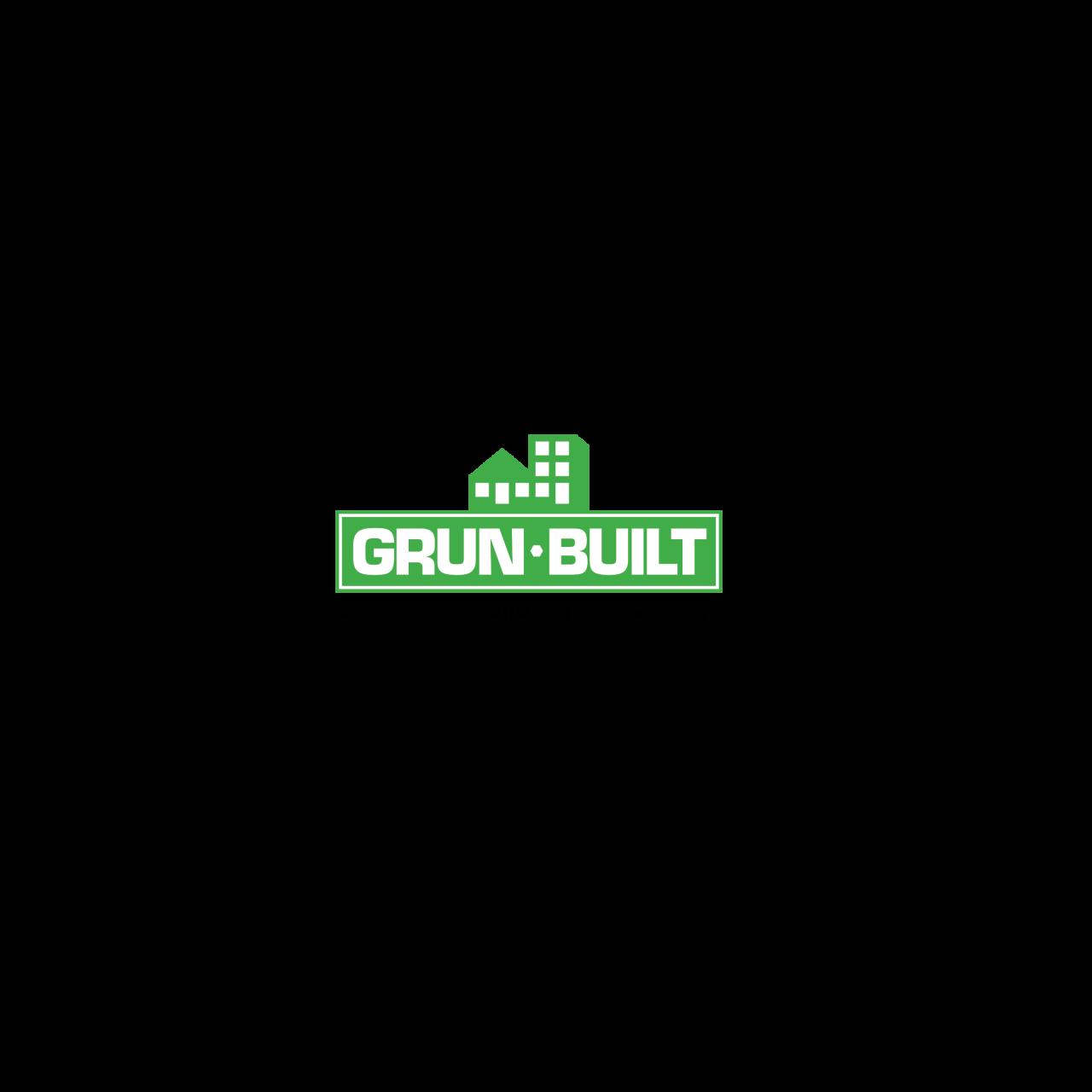 Image of Grun Built logo color alternate