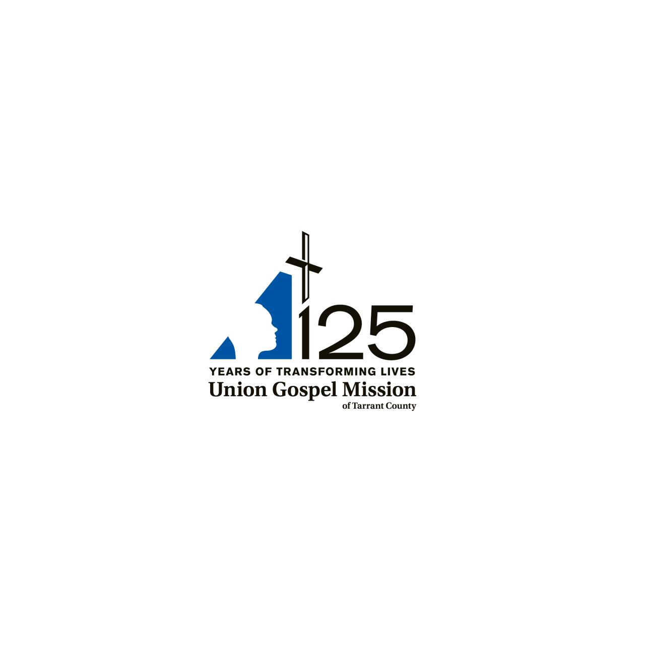 Image of Union Gospel Mission 125th Anniversary logo